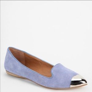 Dolce Vita💕Luna Suede Lilac Point Loafers Loafers